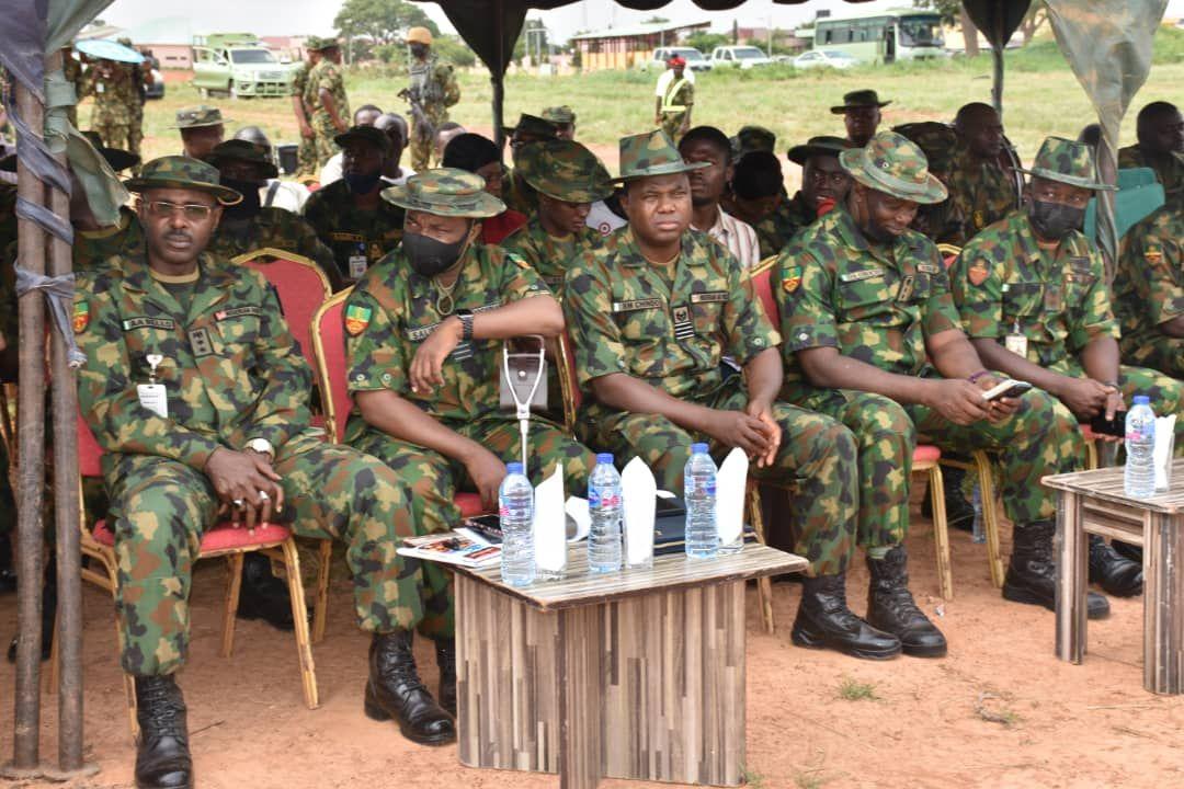 Colito Company Wins Ashanti Battalion Inter Company Obstacle Crossing Competition