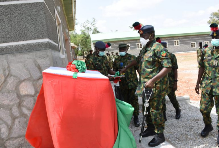 Commandant Commissions New Accommodation Projects (10)