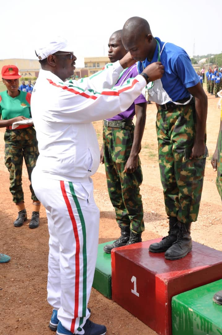 Tamando Coy Wins Short Service Cross Country Competition (1)