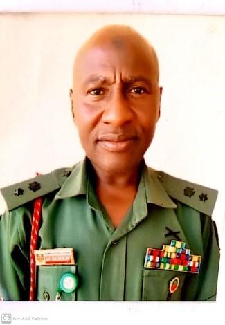 Lt. Col. AI Alhaji