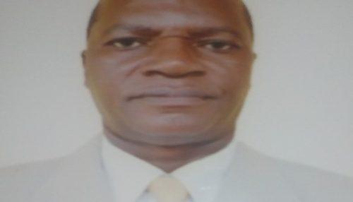 Dr. Oladipo F. Agboola